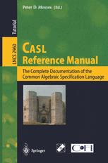 Casl Reference Manual