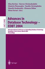 Advances in Database Technology - EDBT 2004