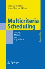 Multicriteria Scheduling