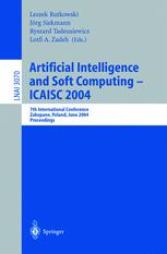 Artificial Intelligence and Soft Computing - ICAISC 2004