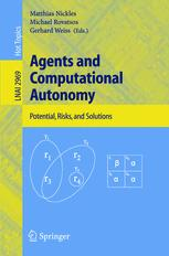 Agents and Computational Autonomy