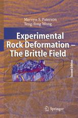Experimental Rock Deformation — The Brittle Field