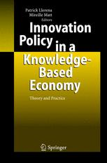 Innovation Policy in a Knowledge-Based Economy
