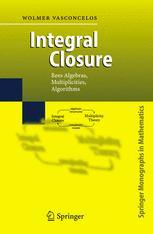 Integral Closure