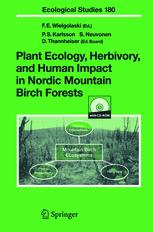Plant Ecology, Herbivory, and Human Impact in Nordic Mountain Birch Forests