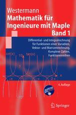 Mathematik für Ingenieure mit Maple