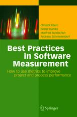 Best Practices in Software Measurement