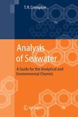 Analysis of Seawater