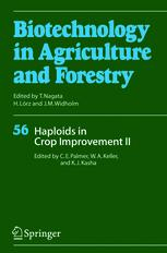 Haploids in Crop Improvement II