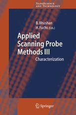 Applied Scanning Probe Methods III
