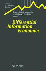 Differential Information Economies