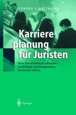 Karriereplanung für Juristen