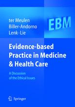 Evidence-based Practice in Medicine and Health Care