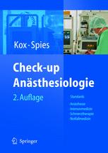 Check-up Anästhesiologie