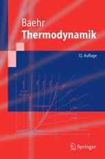 Thermodynamik Grundlagen und technische Anwendungen