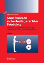 Konstruieren sicherheitsgerechter Produkte