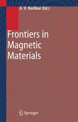 Frontiers in Magnetic Materials