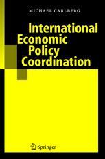 International Economic Policy Coordination
