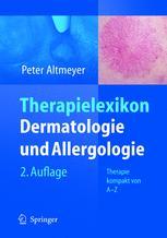 Therapielexikon Dermatologie und Allergologie