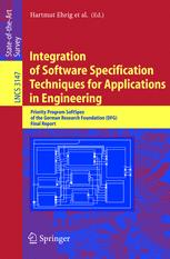 Integration of Software Specification Techniques for Applications in Engineering