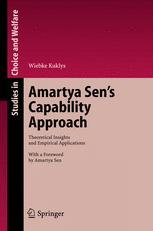 Amartya Sen's Capability Approach
