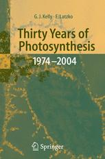 Thirty Years of Photosynthesis 1974–2004
