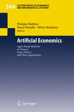 Artificial Economics