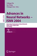 Advances in Neural Networks - ISNN 2004
