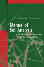 Monitoring and Assessing Soil Bioremediation