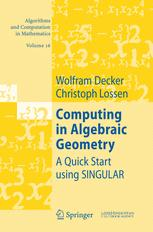 Computing in Algebraic Geometry