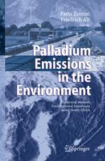 Palladium Emissions in the Environment