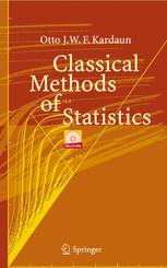 Classical Methods of Statistics