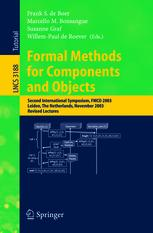 Formal Methods for Components and Objects