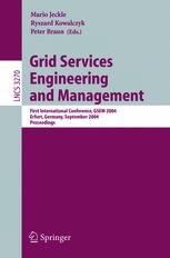 Grid Services Engineering and Management