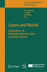 Lasers and Nuclei