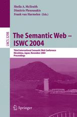 The Semantic Web – ISWC 2004