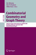 Combinatorial Geometry and Graph Theory
