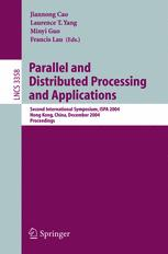 Parallel and Distributed Processing and Applications