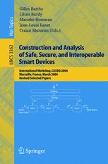 Construction and Analysis of Safe, Secure, and Interoperable Smart Devices