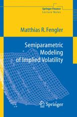Semiparametric Modeling of Implied Volatility