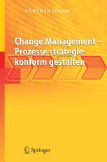 Change Management — Prozesse strategiekonform gestalten