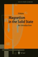 Magnetism in the Solid State