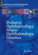 Pediatric Ophthalmology, Neuro-Ophthalmology, Genetics