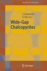 Wide-Gap Chalcopyrites