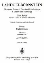 Climatology. Part 1