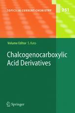 Chalcogenocarboxylic Acid Derivatives