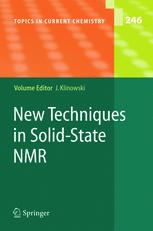 New Techniques in Solid-State NMR