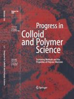 Scattering Methods and the Properties of Polymer Materials
