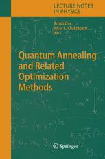 Quantum Annealing and Other Optimization Methods