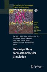 New Algorithms for Macromolecular Simulation